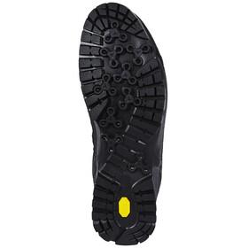Salewa Trektail Hiking Shoes Men black out/rusty rock
